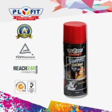 Venta al por mayor Aerosol Waterproof Graffiti Spray Paint Color