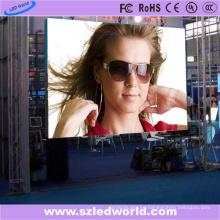 Pared video a todo color de alquiler interior P4.81 LED para hacer publicidad (CE, RoHS, FCC, CCC)