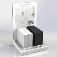 Acrylic Fragrance Display Stands, Graceful Perfume Display Holders