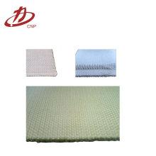 Tablero de diapositiva de aire de alta temperatura de la tela de aluminio de acero del paño