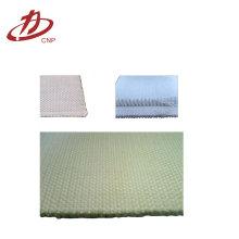 Panneau en aluminium de glissière d'air de tissu de tissu de haute température en acier