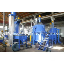 Waste PP/PE Film Recycling Machine