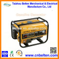 CE ISO 4-Stroke 2.0KVA 2.5KVA Gasoline Electric Generator Set Specifications For Sale