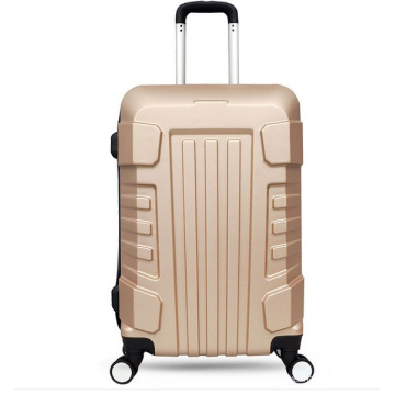 ABS Hard Shell Plastic Trolley Travel Luggage
