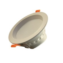 High Quality Indoor Commercial 9W LED SMD Recessed Downlight