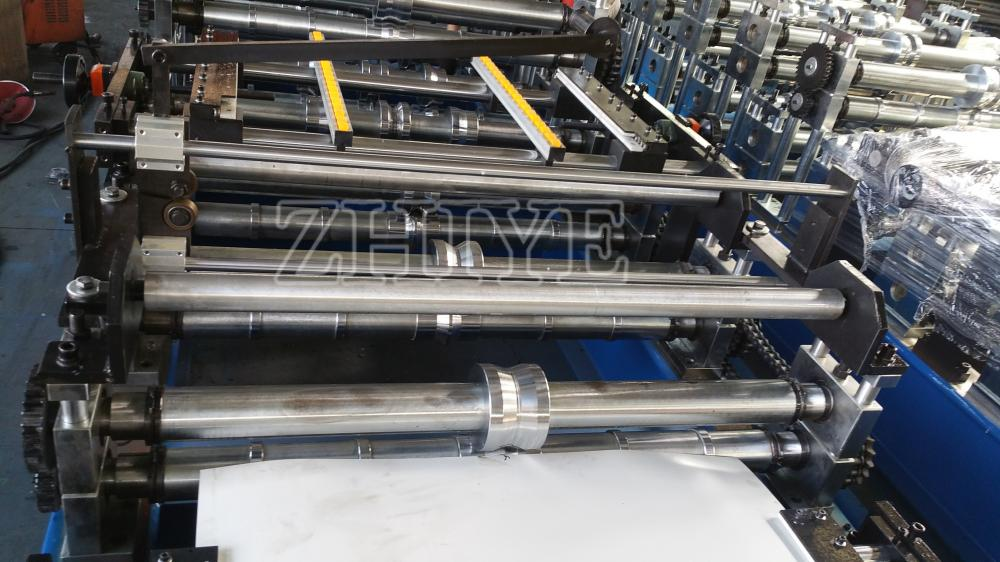 Double Layer Sheet Cold Rolling Forming Machinery