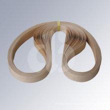 Courroie d'étanchéité en anneau sans soudure en fibre de verre teflon en dongjian
