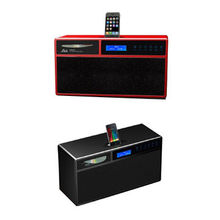45W Digital 2.1 Channel Stereo Speaker for iPod/iPhone, Built-in CD Player and Bluetooth