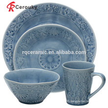 Elegance fine porcelain dinner set