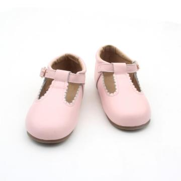 Groothandel Baby Girls Dress Schoenen T Bar Shoes