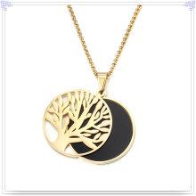 Pérola jóias acessórios de moda jóias de aço inoxidável conjuntos (js0247)