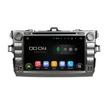 8 inch car dvd player for TOYOTA COROLLA