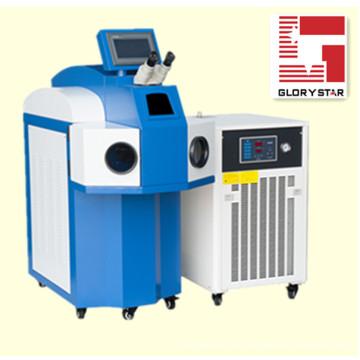 GS-200 Automatische Schmuck Laserschweißen für Gold