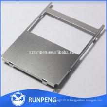 Fabrication d'éléments d'ameublement en aluminium pour l'OEM