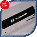 Impresión personalizada de bolsas de plástico con adhesivo para ropa