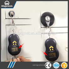 Low price useful 80 kg magnetic pull hook