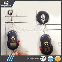 Gancho de tração magnético útil de baixo preço de 80 kg