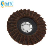 Disco não tecido do disco do corte do metal do abrasivo de pano para o metal