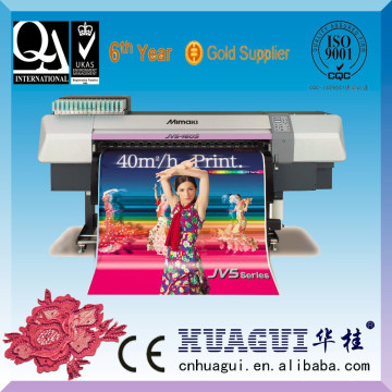 Máquina de impresión Digital HUAGUI