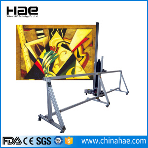 Wall Photo Printer Fresco Painting Inkjet Printer