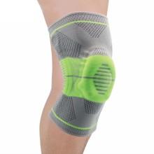 Genouillère de soutien de basket-ball de compression en néoprène