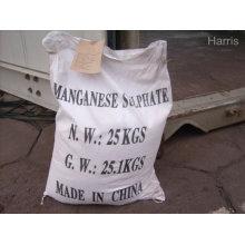 Venta caliente de sulfato de manganeso Fertilizante 98% Mnso4. H2O