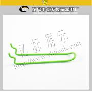 Wholesale Chrome Faceout Coat  U Hook  Color plating