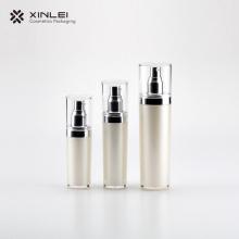 Акриловая косметическая бутылка для лосьона на 50 мл, косметическая упаковка
