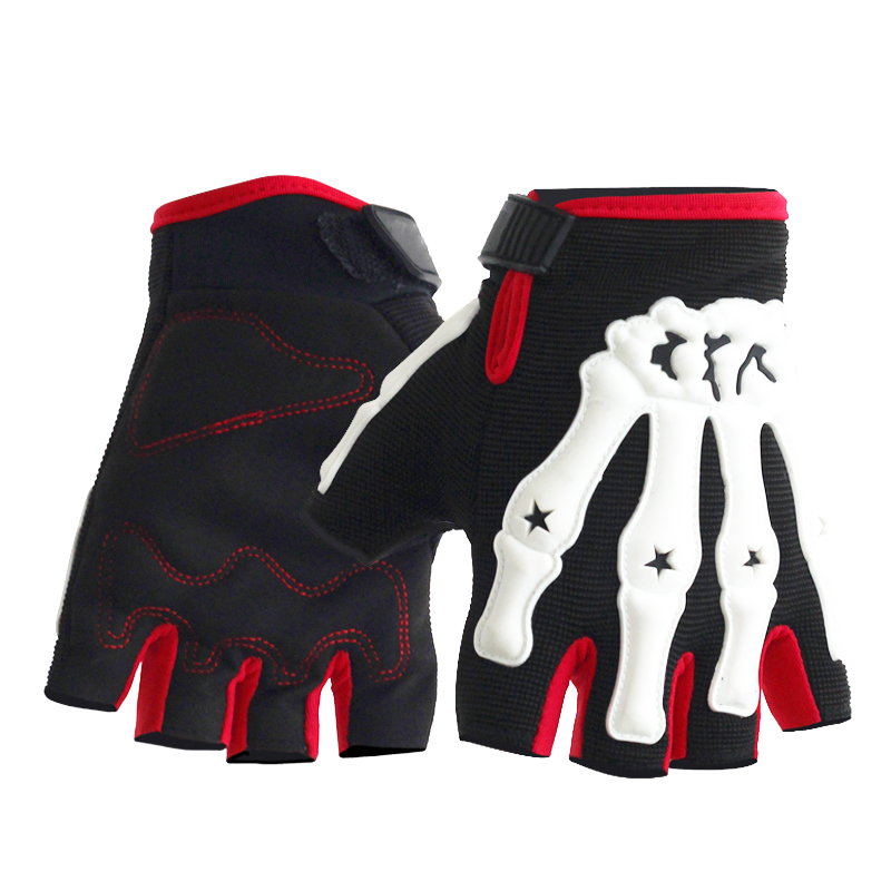 rubber cyclling gloves