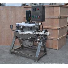 Sanitário em aço inoxidável panela de cozinha wuth agitador Qualidade Garantida