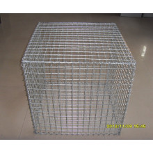Hot Dipped Galvanized Wire Welded Gabions