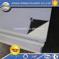 4х8 ног 1.22x2.44м 5мм 8мм белый ПВХ жесткий лист для медицины