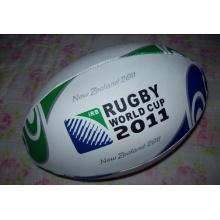 Heiße Verkäufe Rugbykugel / PU-Gummifußball Qualitätswahl