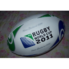Hot sales rugby ball / PU rubber football                                                                         Quality Choice