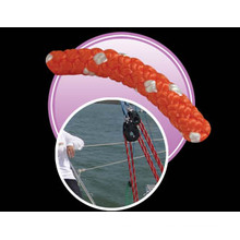 Lumière de 8-Plait pour la corde de voile / tricing / corde de contrôle
