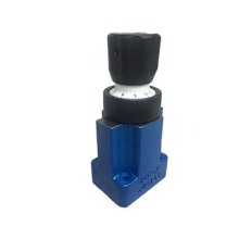 Hydraulic 2-way flow control valve