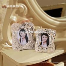 Marco decorativo decorativo interior de la foto del polyresin del material al por mayor de la decoración