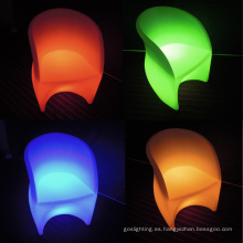 Diseño de muebles de noche de diseño de silla LED (G005)