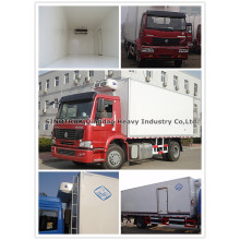 HOWO Refrigerated Truck 8T