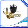 Válvula solenoide de agua de actuación directa de dos vías 2W160-15