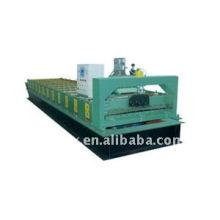 QJ 900 máquina formadora de azulejos metálicos automática