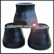 B16.9 A234 WPB SCH40 SCH80 XXS GOST butt weld steel 20 carbon steel Concentric Reducer