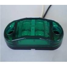SAE & ECE Lámpara LED de identificación y señalización lateral