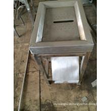 Neue Gizzard Schälmaschine für Hühnerschlacht