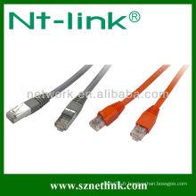 Utp / ftp flat cat6 patch cord