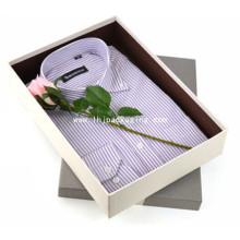 Caja de papel del regalo de la camiseta de la alta calidad