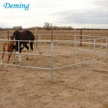 hot dipped galvanized welded cattle field fence panels
