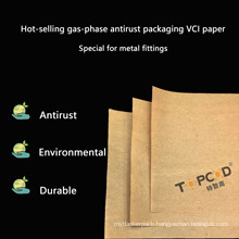 Hot-Selling Gas-Phase Antirust Packaging Vci Paper Special for Metal Fittings