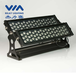 216w outdoor square led flood lamp ip65