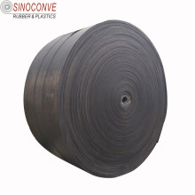 1200mm width 5ply mud clay potato conveyor belt